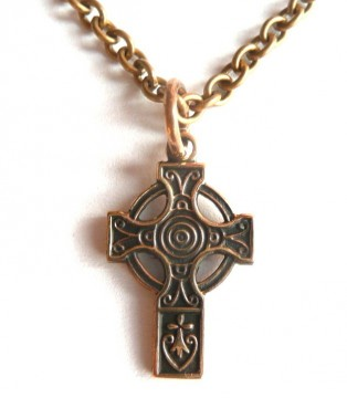 Keltisk lille Bronze Cross