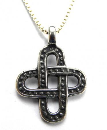 Middelalder kors i sølv