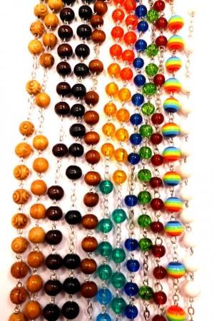 Perler til  rosenkrans design